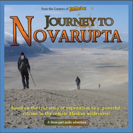 Journey to Novarupta