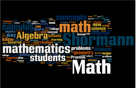 Algebra 1 course description